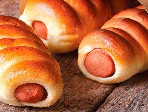 Hotdog-buns
